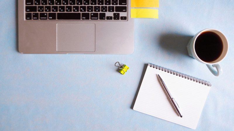 初心者必見!!ブログで見やすい改行方法を教えます!